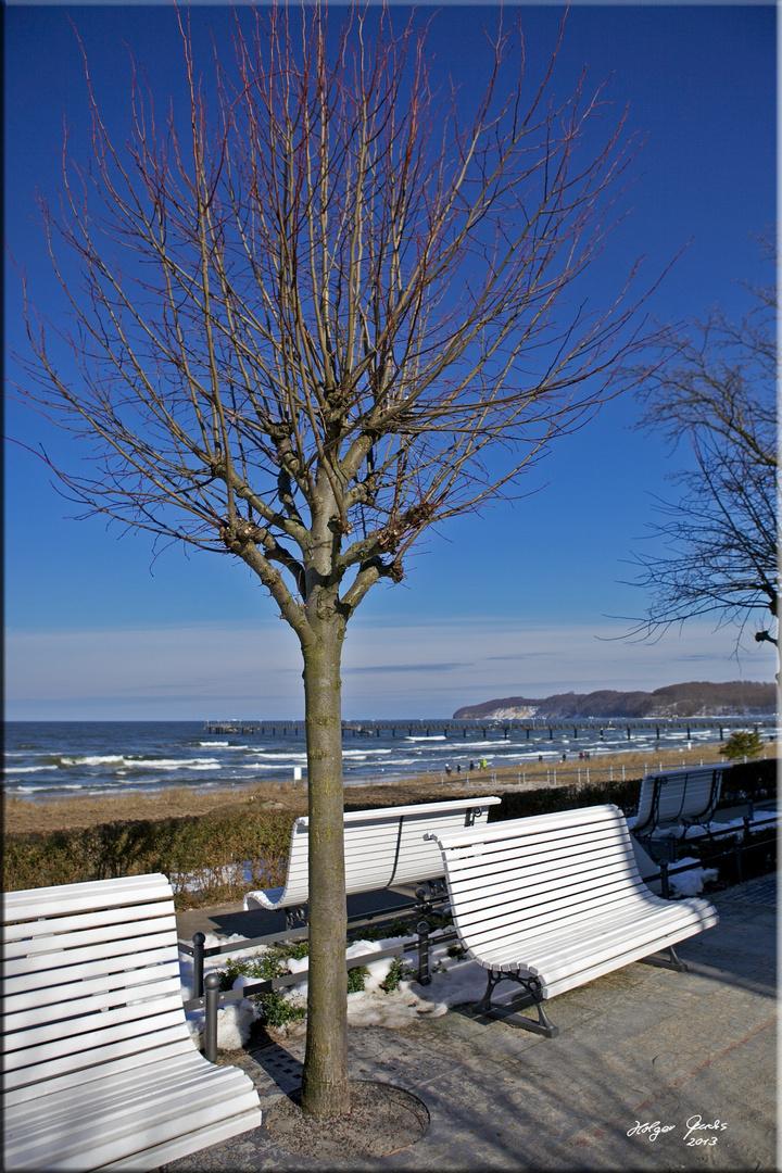 Binz Strandszene (1)