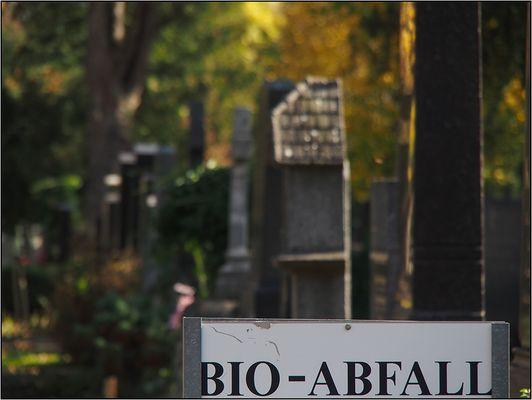 Bio-Abfall