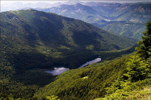 Biograska Jezero...