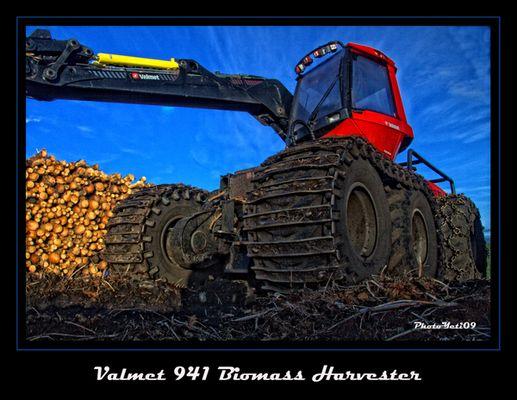 Biomass Harvester 2