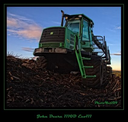 Biomass Harvester