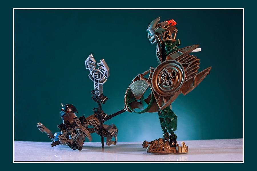 Bionicle 1