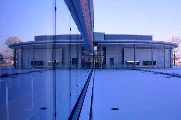 Biozentrum der LMU Eingang