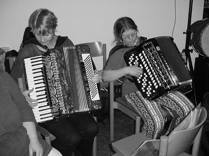 Birgitt und Bettina