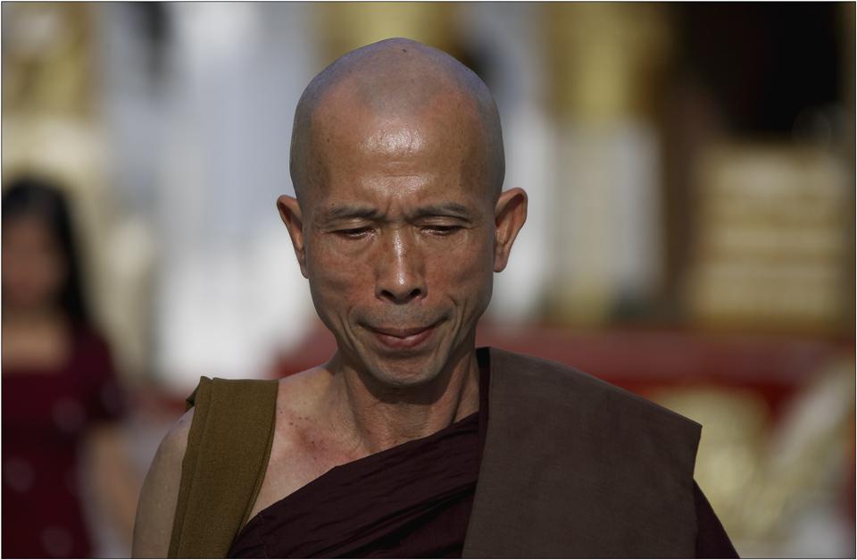 Birma' Mönche