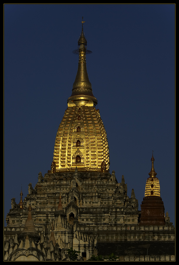 Birma' Tempel