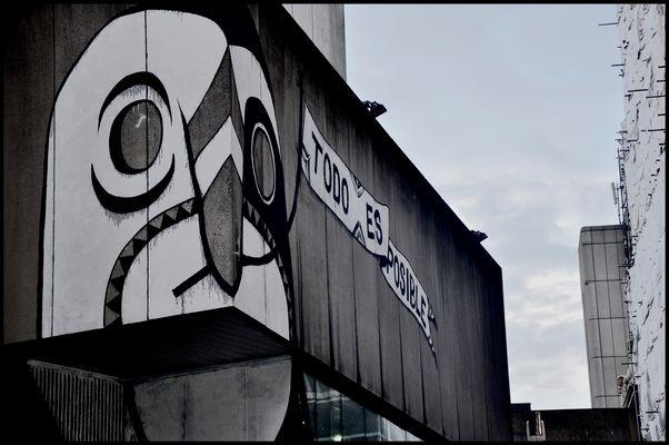 Birmingham Grafitti