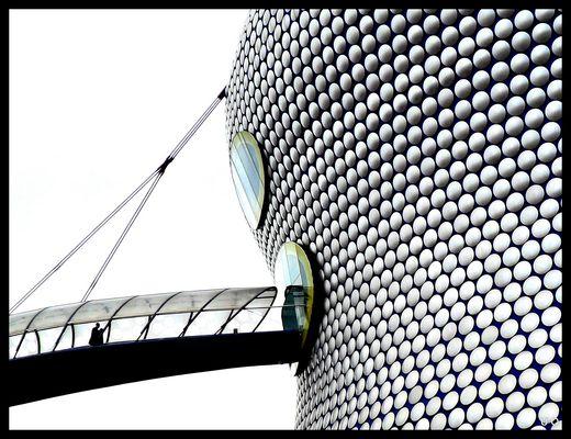 Birmingham shopping centre