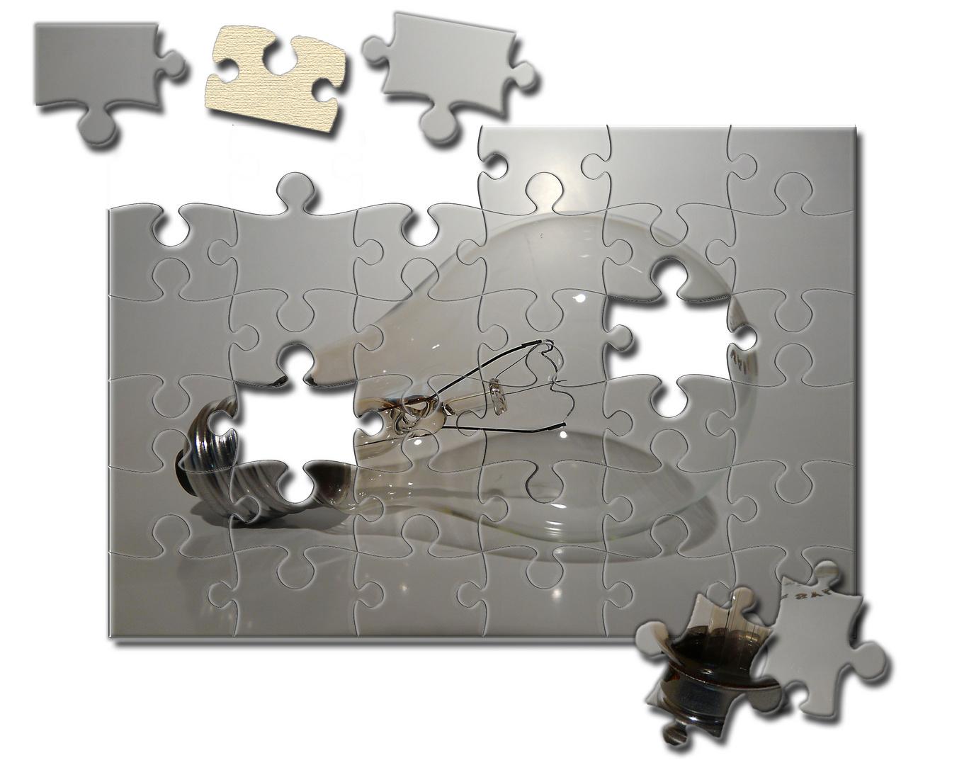 Birnen- Puzzle (was sonst)