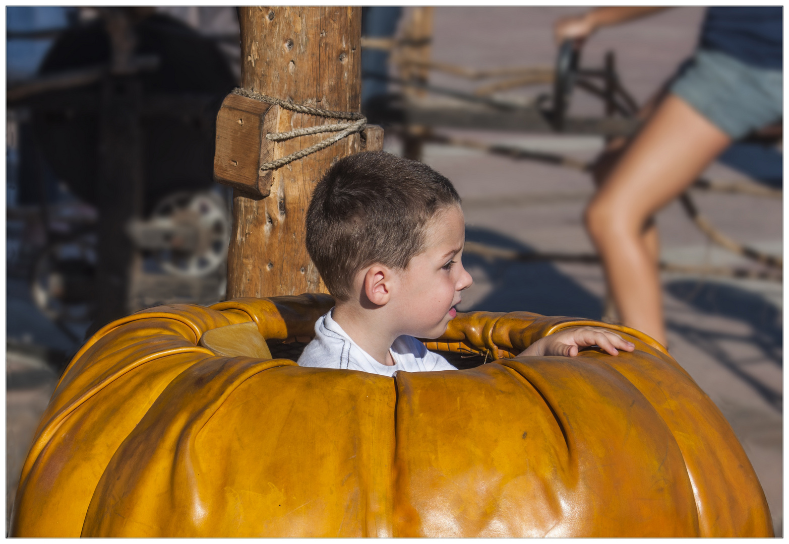 Birth in a Pumpkin