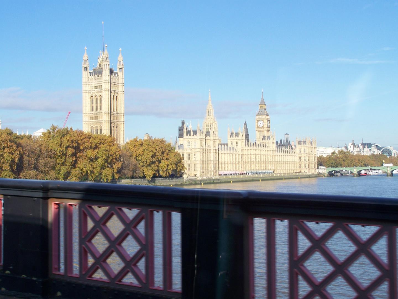 Birthday in London 2012