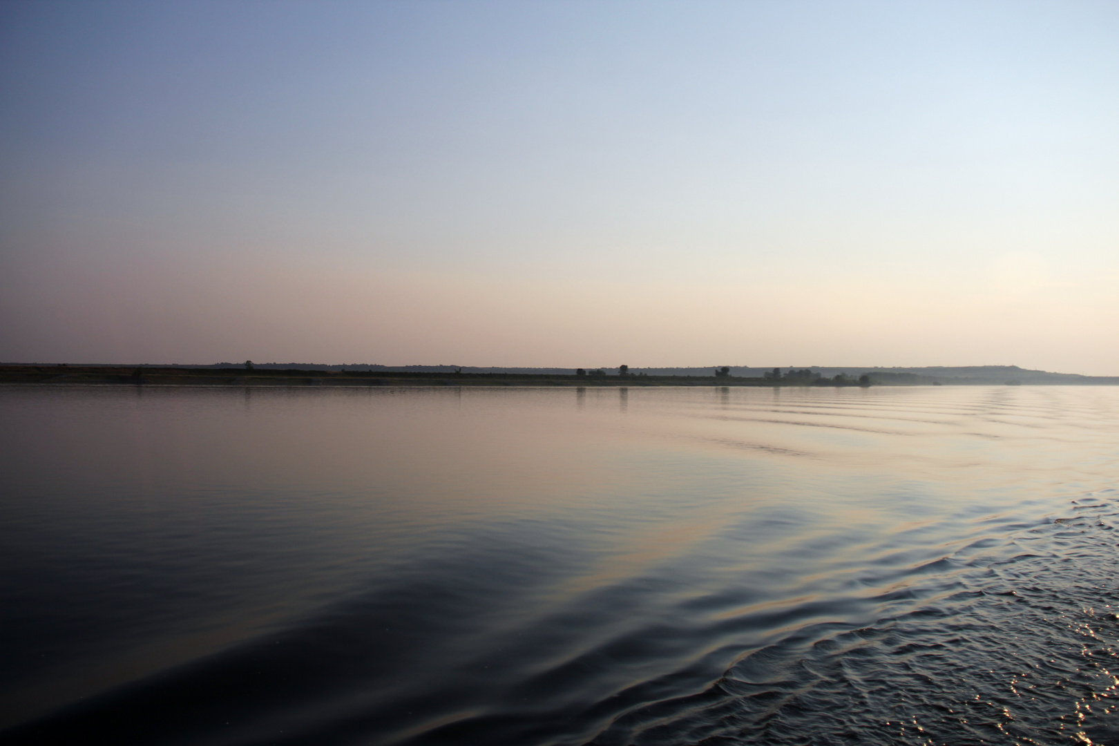 bis zum Donaudelta