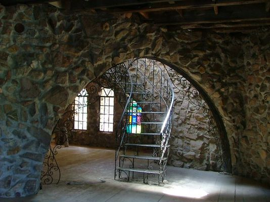 Bishop Castle(inside)