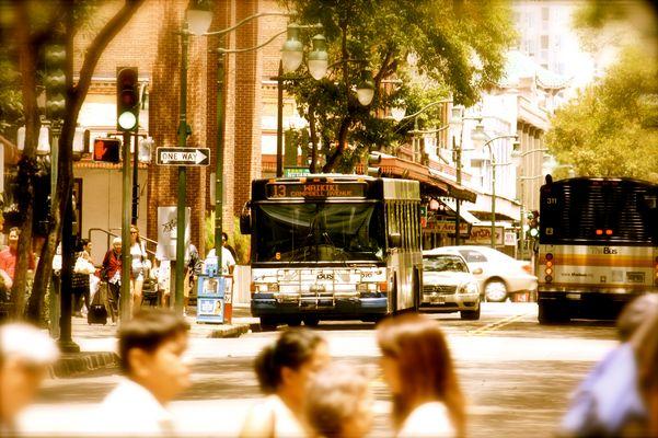 Bishop Street, Honolulu