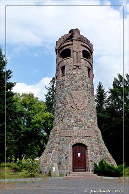 Bismarck-Turm auf dem Georgenberg