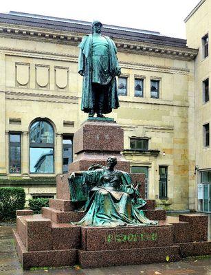 Bismarckdenkmal in Wuppertal-Barmen