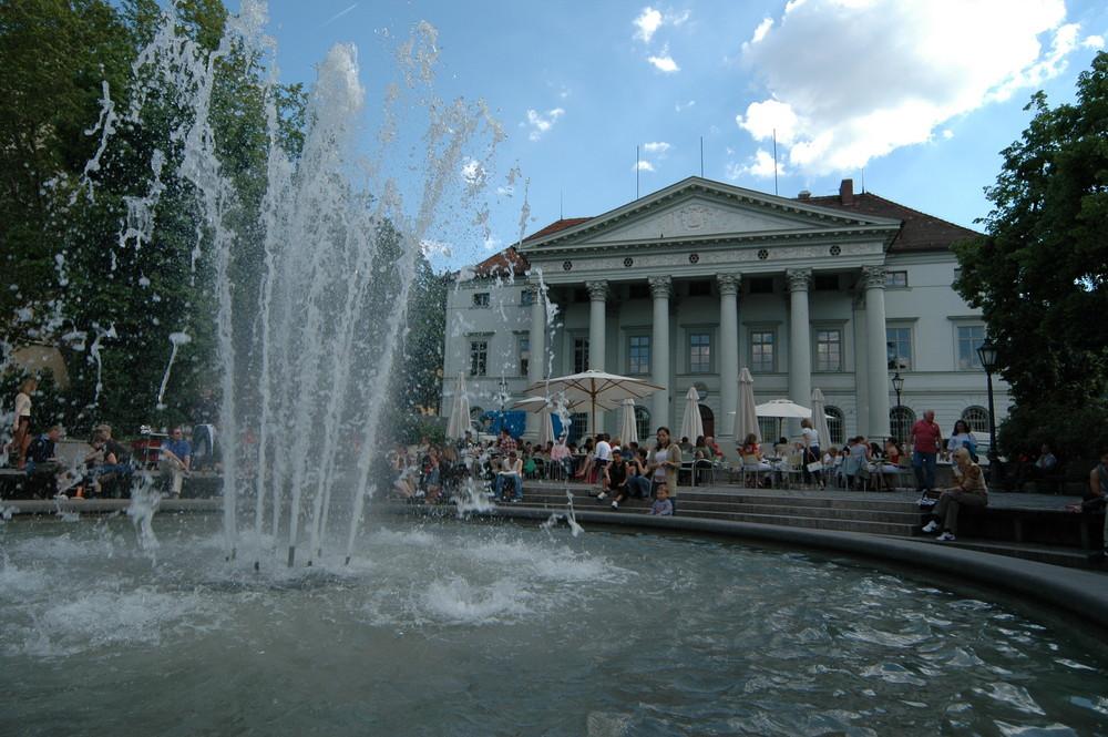 Bismarckplatz, Regensburg