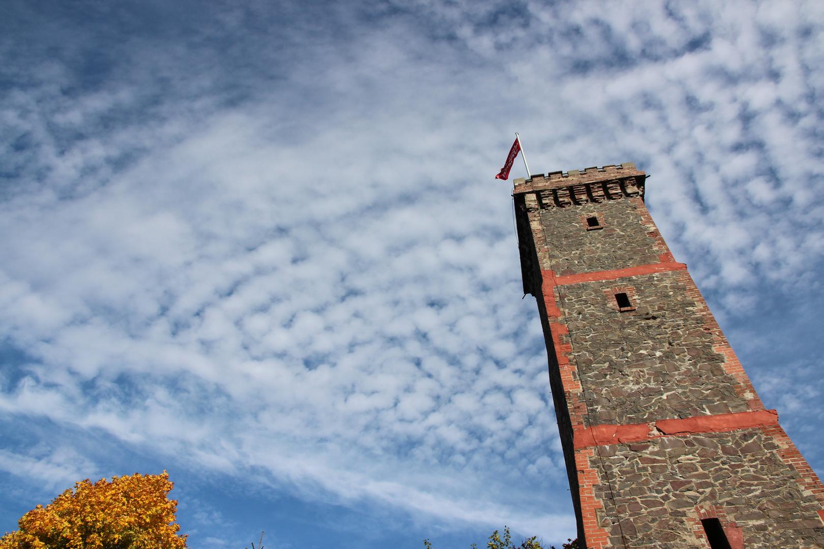 Bismarckturm Bad Lauterberg, ein Wolkenkratzer ;)