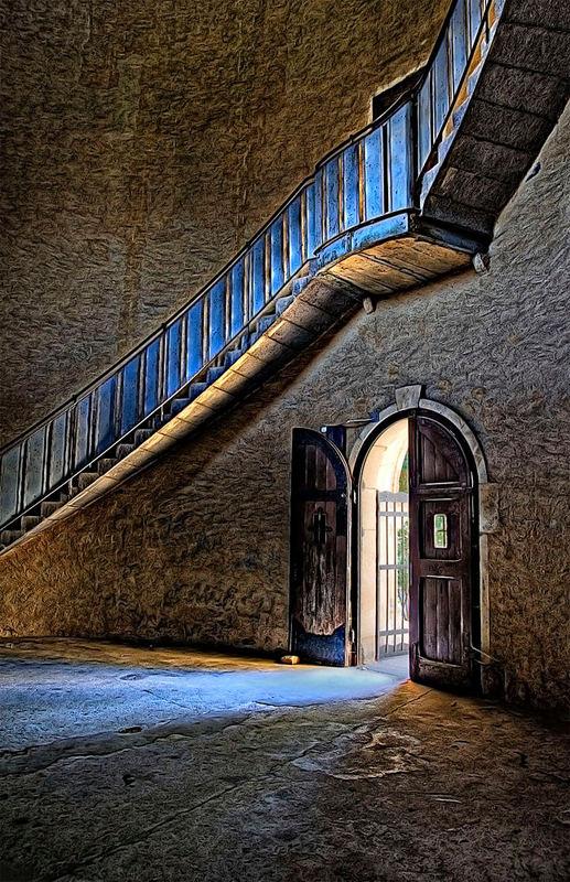 Bismarckturm - Eingang