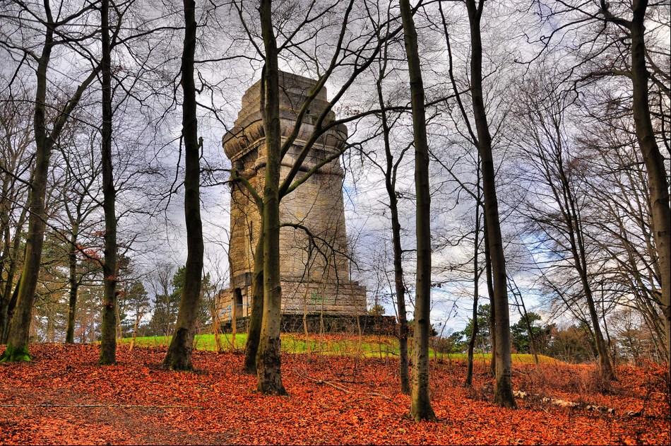 Bismarckturm Galgenberg Hildesheim