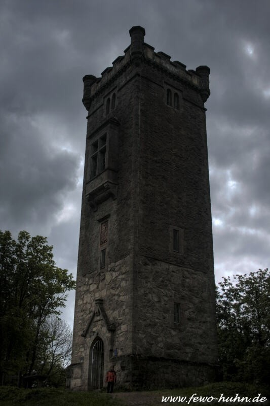 Bismarckturm in Suhl