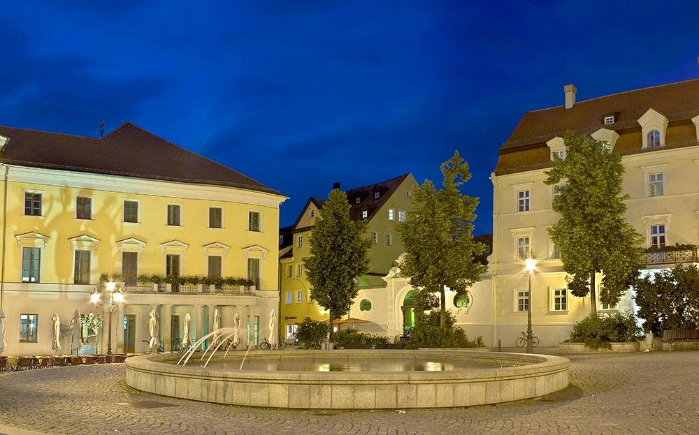 Bismarkplatz Regensburg