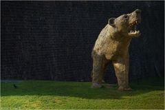 Bissiger Bär