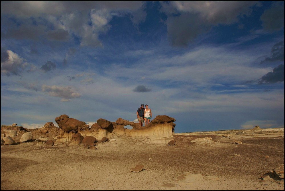 Bisti Arch, Farmington, New Mexico