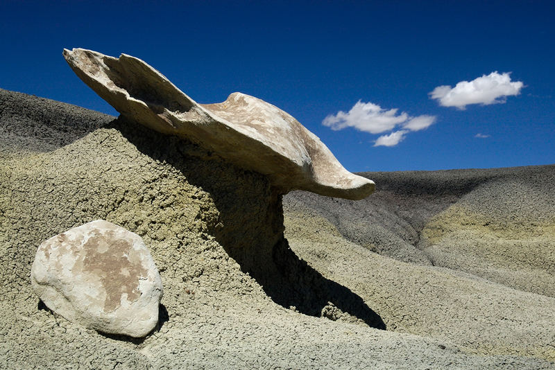 Bisti Badlands von Birgit Meyer