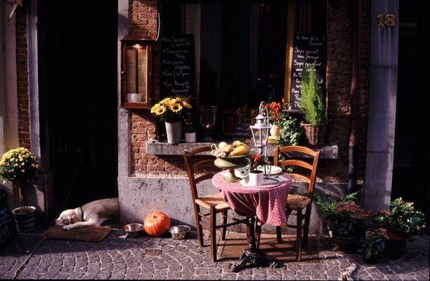 Bistro in Antwerpen