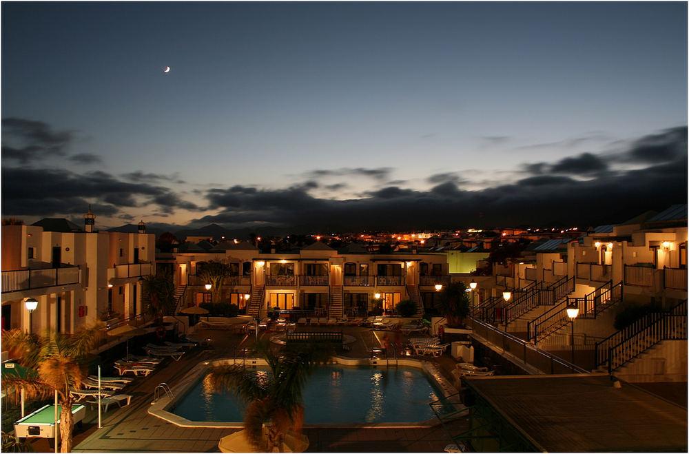 Bitacora Club - Lanzarote (...ein traumhafter Abend...)