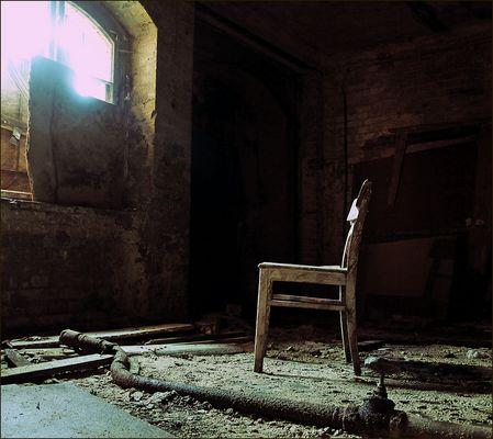 Bitte nehmen Sie Platz!