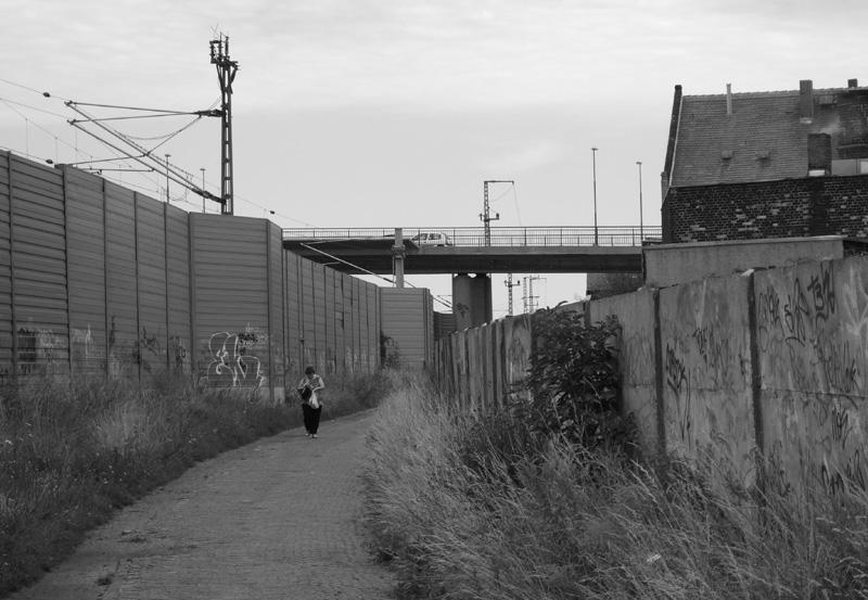 Bitterfeld, Juli 2008, 2. Besuch 1
