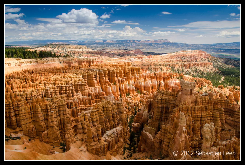Bizarre Bryce Canyon