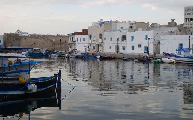 Bizerte, alter Hafen