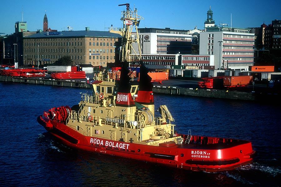 Björn aus Göteborg