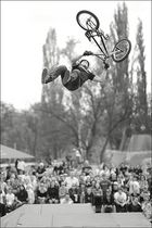 Bjoern Mager, flip 2x whip, Mellowpark