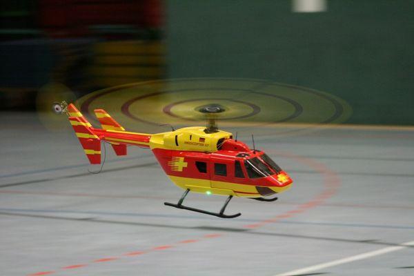 BK 117 Medicopter