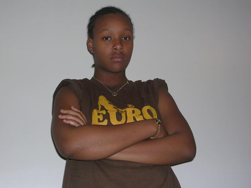 black american girl