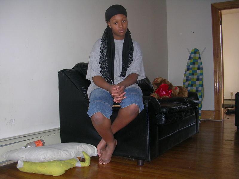 black american lorisha