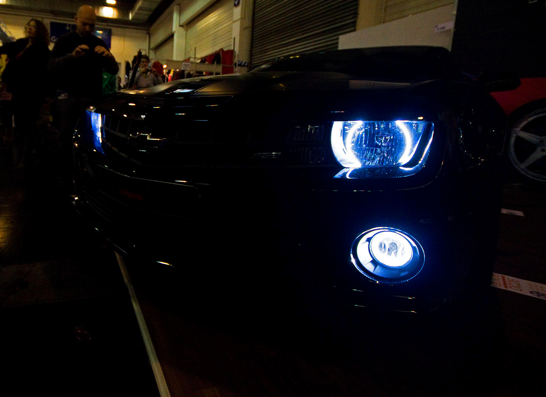Black Camaro II.
