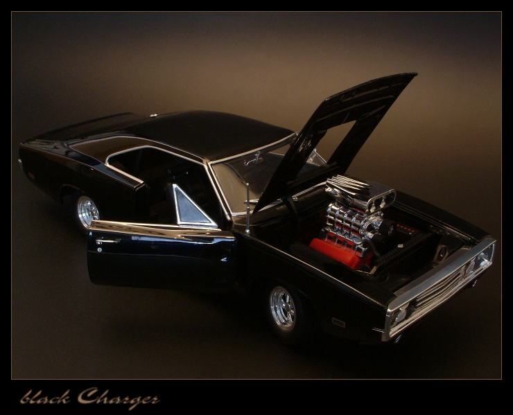 Black Charger