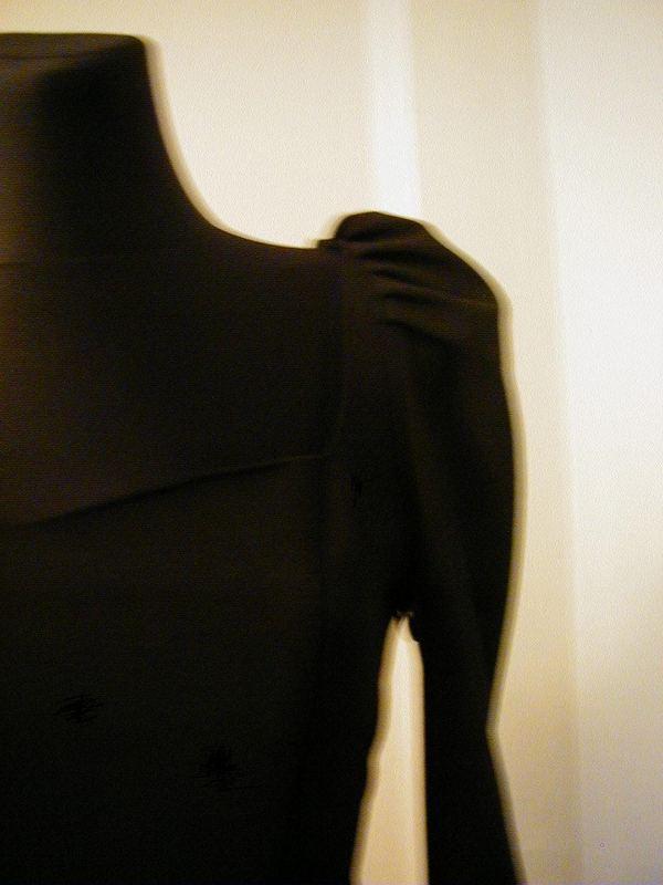 black dress two