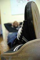 Black foots