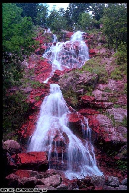 Black Forrest Waterfall