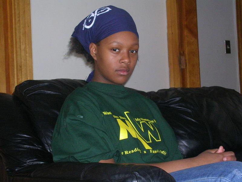 black girl lorisha