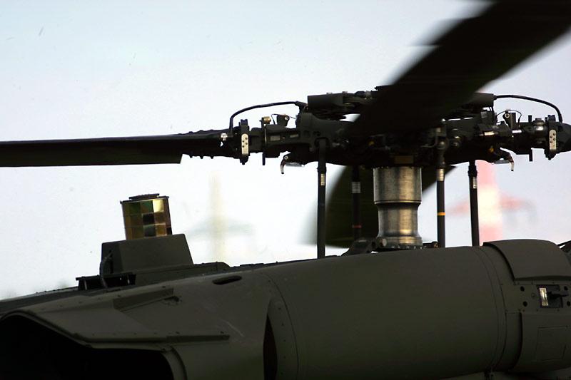 Black Hawk hebt ab