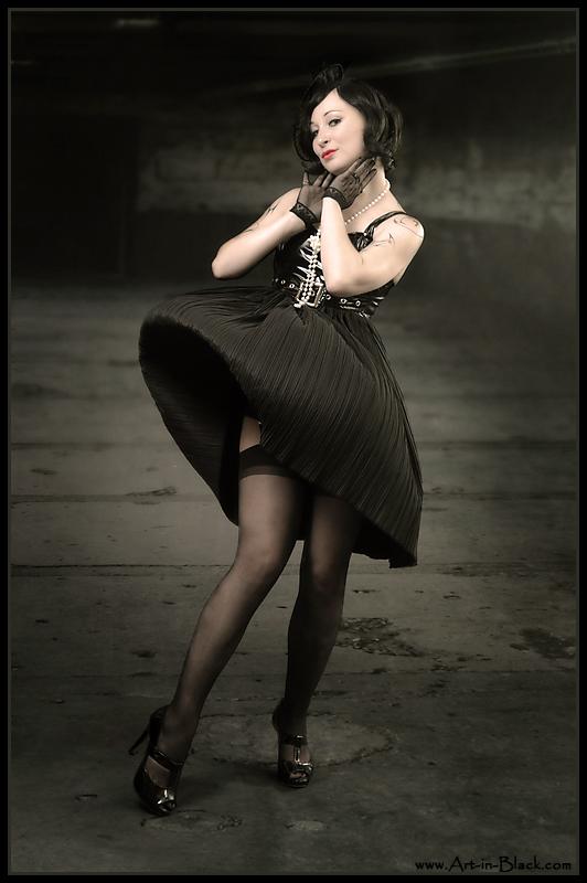 +++ black marilyn +++