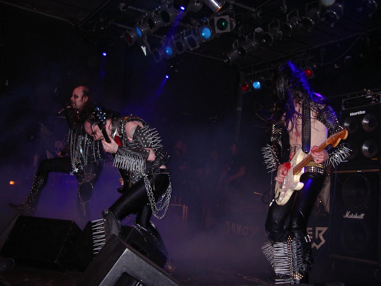 Black Metal - Nifelheim - Festungs Open Air 2008