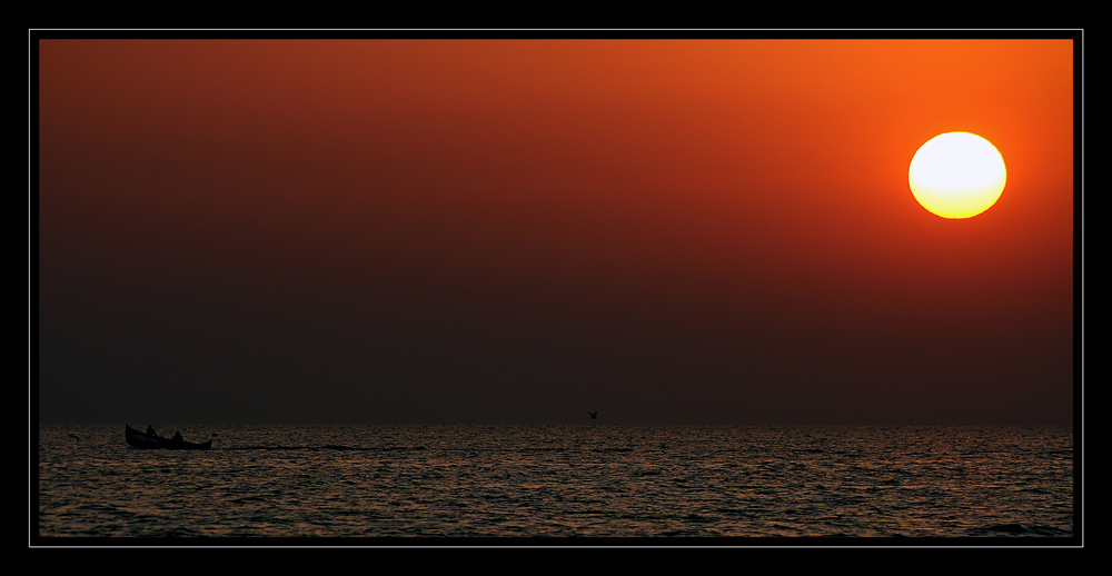 Black Sea Sunrise